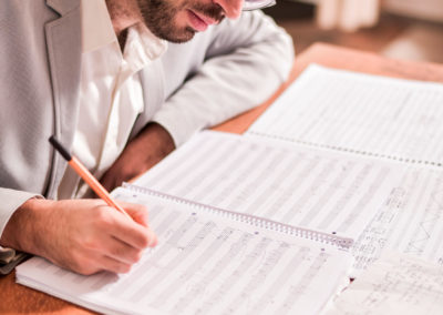 Enrico Olivanti Composer - Ph: Konvex Studio