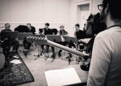 Enrico Olivanti Ensemble - Ph: Simon Chmel