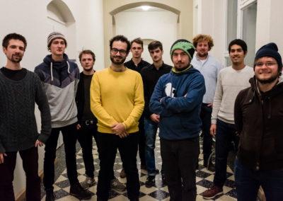 Enrico Olivanti Ensemble - Ph: Angelika Luft