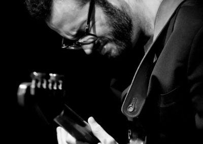 Enrico Olivanti Guitarist - Ph: Sandro Gismondi