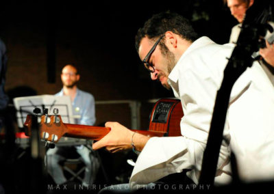 Enrico Olivanti Quintet - Ph: Max Intrisano