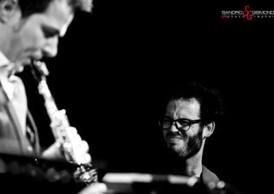 Enrico Olivanti Quintet - Ph: Sandro Gismondi