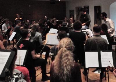 Enrico Olivanti Orchestra - Ph: Angelika Luft